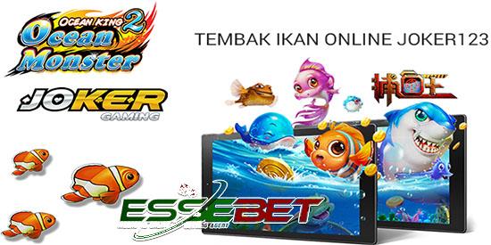 Judi ikan online